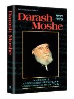 Darash Moshe I [Hardcover]