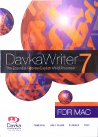 DavkaWriter Platinum 7 USB for Mac