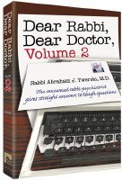 Dear Rabbi, Dear Doctor Volume 2 [Hardcover]