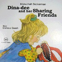 Dina-dee and her Sharing Friends [Hardcover]