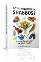 Do You Know Hilchos Shabbos? [Hardcover]