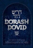 Dorash Dovid vol. 1: Bereishis, Shemos