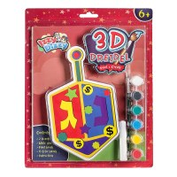 3-D Dreidel Arts N Crafts Kit