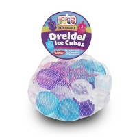 Dreidel Shaped Ice Cube Holders
