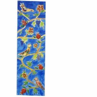 Yair Emanuel Cardboard Bookmark - Flowers on Branches