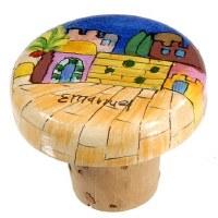 Yair Emanuel Bottle Cork Jerusalem Design