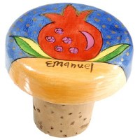 Yair Emanuel Bottle Cork - One Pomegranate