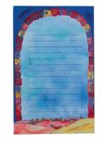 Yair Emanuel Large Magnetic Notepad - Hills