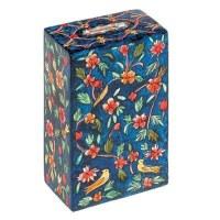 Yair Emanuel Rectangular Tzedakah Box - Oriental