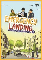 Emergency Landing Comics Story [Hardcover]