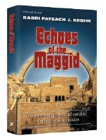 Echoes of The Maggid [Hardcover]