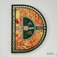 Haggadah Shel Pesach Spanish Embellished Cover Design [Paperback]