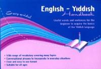 English Yiddish Handbook [Paperback]