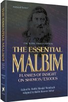 The Essential Malbim on Shemos [Hardcover]