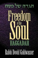 Freedom of the Soul Haggadah [Hardcover]