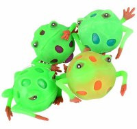 """Frog Squeeze Ball 3"""""""