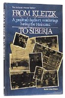 From Kletzk To Siberia - Hardcover