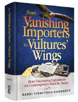 From Vanishing Importers to Vultures' Wings [Hardcover]
