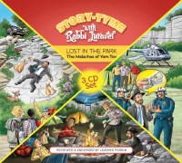 Story Tyme with Rabbi Juravel - Lost in the Park: The Melachos of Yom Tov 3 Volume CD Set