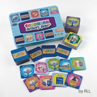 Chanukah Memory Game in Collectible Tin