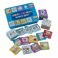 Memory Game in Collectible Tin - Jewish Holidays