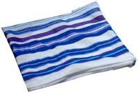 Tallis Bag Bnei Or Joseph's Coat Multi Tone Blue Stripes