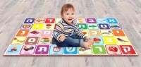 Alef Bais Play Floormat for Kids 4' x 6'