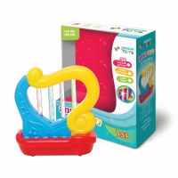 Baby Jewish Musical Harp with Sounds and Lights