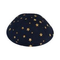 iKippah Gold Stars Size 5