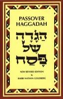 Goldberg Passover Haggadah [Paperback]