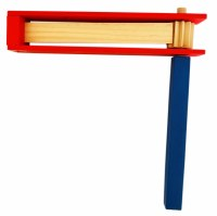 Colorful Wooden Gragger Small Size