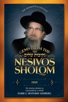 Gems from the Nesivos Shalom: Chanuka [Hardcover]