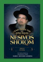 Gems from the Nesivos Shalom: Chag HaSukkos & Simchas Torah [Hardcover]