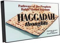 Haggadah Thoughts on CD