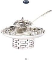 Honey Dish Electroform Gorgeous Jerusalem Style Design