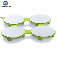 Foldable Hot Plate Green