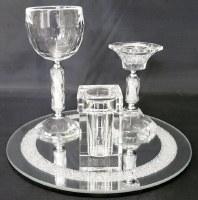 Havdallah Set 3 Piece Crystal Beaded Design