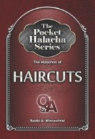 The Pocket Halacha Series: Halachos of Haircuts [Paperback]