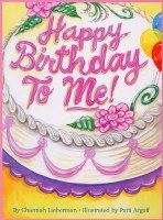 Happy Birthday to Me! Girls Version [Hardcover]