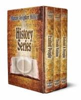 History Series by Harav Avigdor Miller 3 Volume Set [Hardcover]