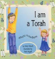 I Am a Torah [Boardbook]