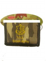 Wallet Israeli Army Design