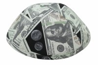 iKippah Dollars and Cents Size 6