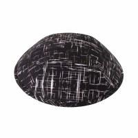iKippah Etch It Black Size 5