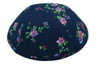 iKippah Floral Vines Size 2