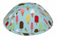 iKippah Ice Cream Aqua Size 2
