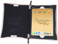 The Complete ArtScroll Digital Library Loaded on New iPad Includes Magnificent Leather iPad Cover