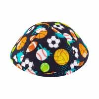 iKippah Sports Balls Blue Size 2