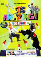 It's Amazing! Volume 3 DVD