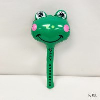 Inflatable Hoppy Passover Frog